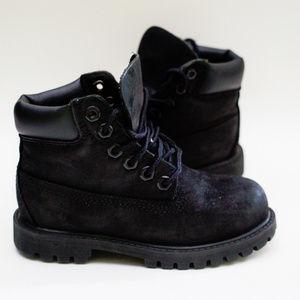 Black Timberland Boot